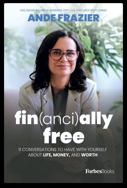 fin(anci)ally free book cover